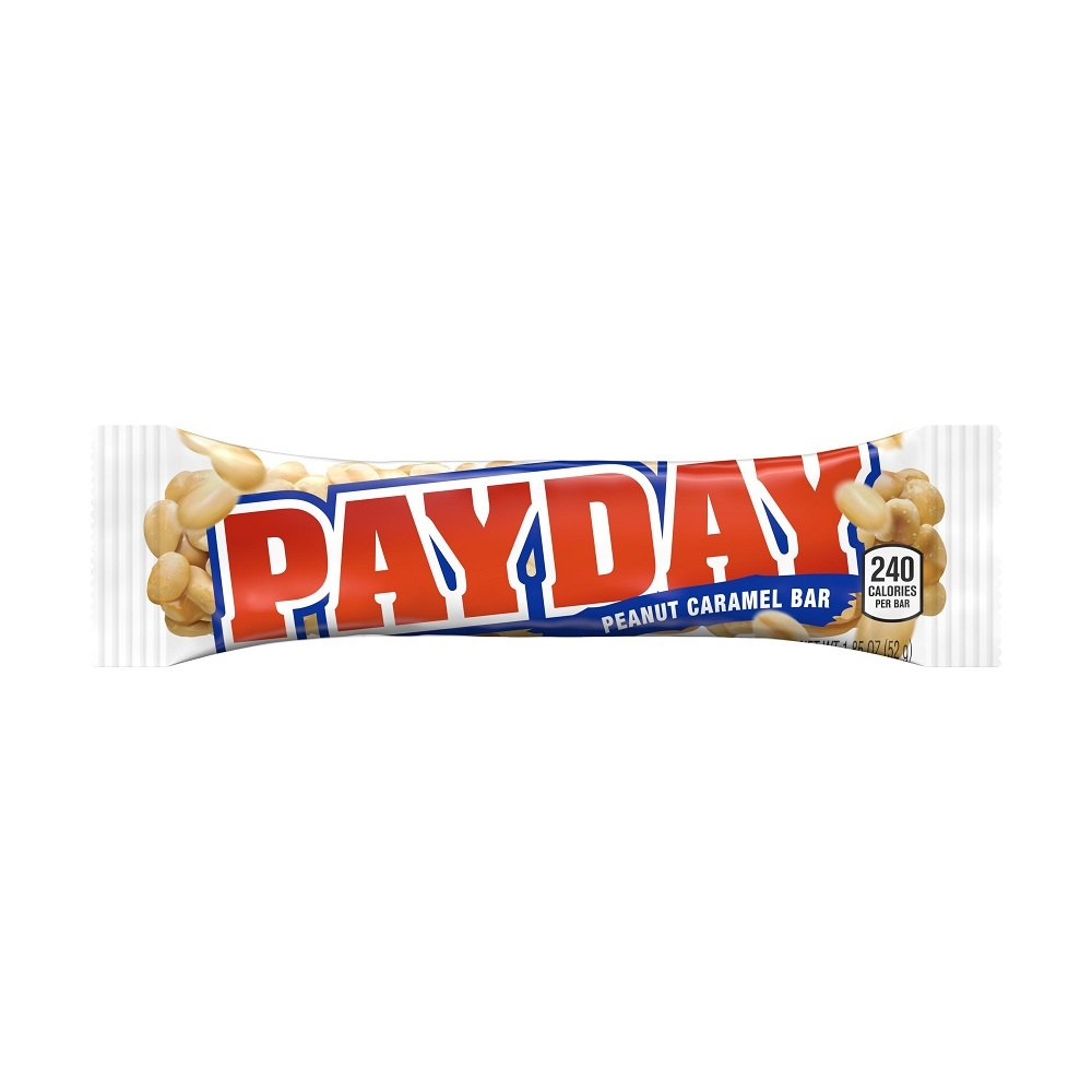 PAYDAY Peanut Caramel Candy Bar(Pack of 24) by PayDay (Image #1)