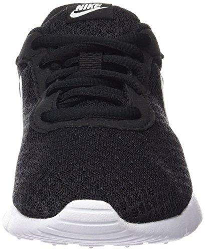Nike Boy's Tanjun Running Sneaker Black/White-White 13 by Nike (Image #2)