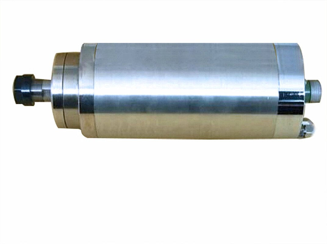 Water Cooled Spindle Motor 4KW 5HP 380v for wood/arcylic   B00WHOES6E