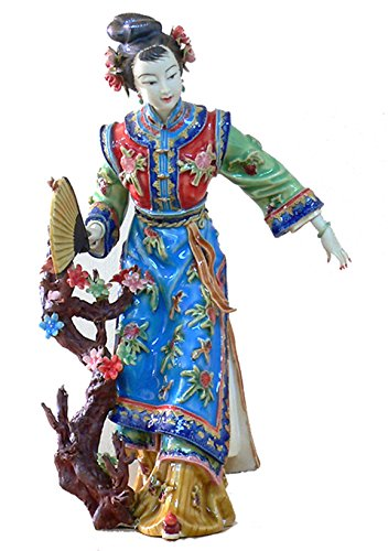 Porcelain Chinese Doll - 5