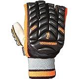 Kookaburra LP319 Reflex Field Hockey Gloves Black/Orange RH/LH