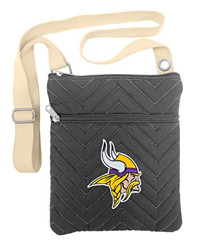 NFL Minnesota Vikings Chev-Stitch Cross -