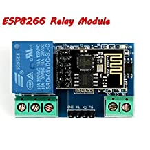 1PCS ESP8266 5V WiFi Relay Module Things Smart Home Remote Control Switch Phone APP (ESP8266 WiFi Relay Module)