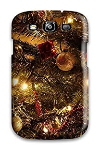 Faddish Phone Christmas Holiday Christmas Case For Galaxy S3 / Perfect Case Cover