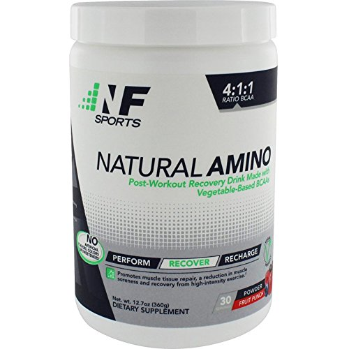 NF Sports Hydrate – An All-Natural Daily Hydration Mix Made With Coconut Water And Sustamine To Help Rehydrate And Recover The Entire Body - Orange Flavor - 100% Satisfaction Guaranteed
