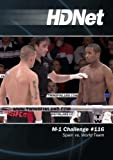 M-1 Challenge #116: Spain vs. World Team