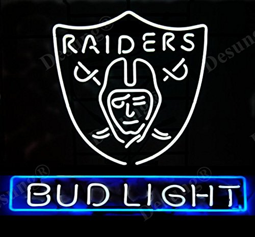 Oakland Raiders Neon Sign Raiders Neon Sign Raiders Neon
