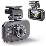 WheelWitness HD PRO – Premium Dash Cam with GPS - 2K Super HD - 170° Super Wide Lens - Night Vision Dashboard Camera - for 12V Cars & Trucks
