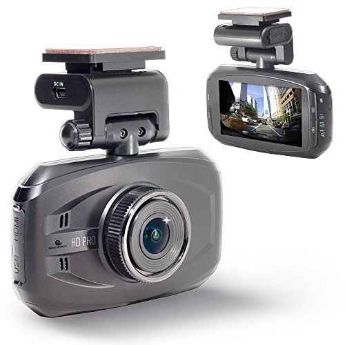 WheelWitness HD PRO Premium Dash Cam Dash Camera for Cars