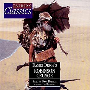 Robinson Crusoe Audiobook