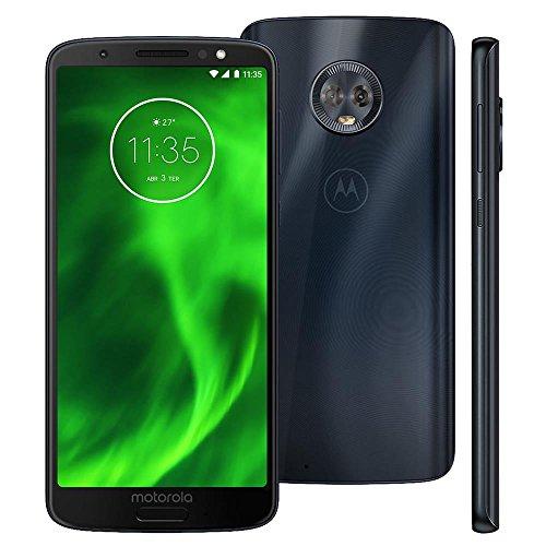 - Motorola Moto G6 (32GB, 3GB RAM) Dual SIM 5.7