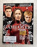 Liam Hemsworth, Jennifer Lawrence & Josh Hutcherson (Gale Hawthorne, Katniss Everdeen & Peeta Mellark) - The Hunger Games: Mockingjay Part 2 - Entertainment Weekly - #1384 - October 9, 2015