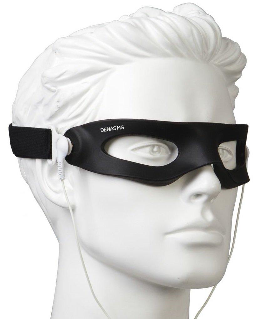 Dens-glasses new model, treat different eyes diseases by Denas by Denas MS