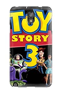 Fashion Tpu Case For Galaxy Note 3- Toy Story 3 (2010) Movie Defender Case Cover
