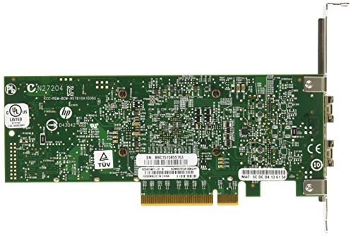HP Ethernet 10Gb 2-port 530SFP+ Adapter by HP (Image #1)