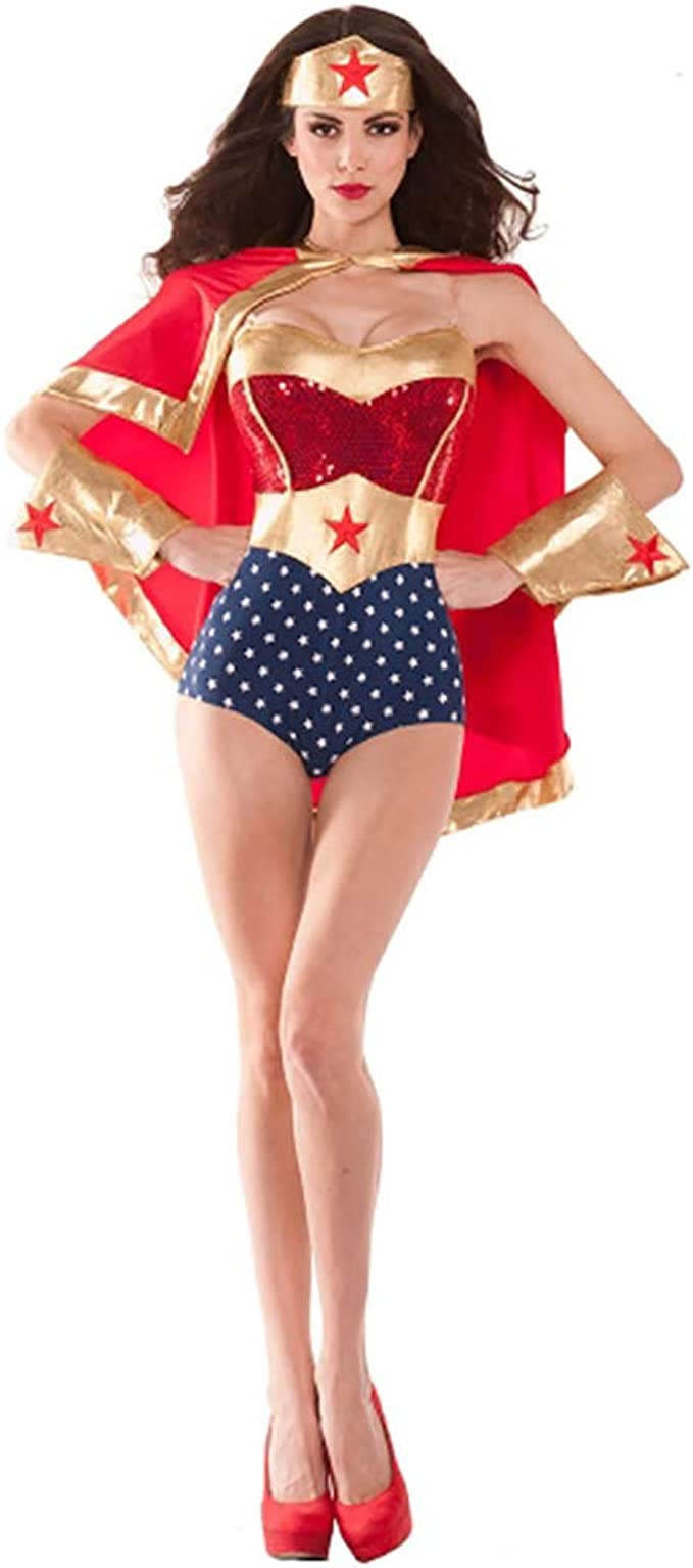 Superman Cosplay Disfraz Mujer Oficial Super Girl Adulto Señoras ...
