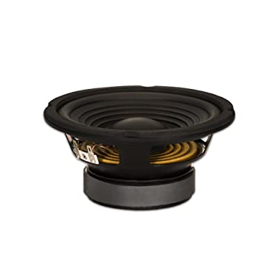 "Goldwood Sound GW-206/8 OEM 6.5"" Woofer 180 Watts 8ohm Replacement Speaker"