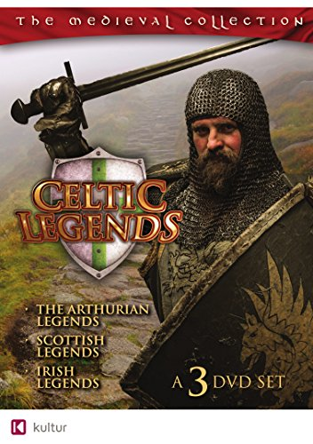 Celtic Legends Boxed Set - Arthurian Legends, Scottish Legends, Irish Legends