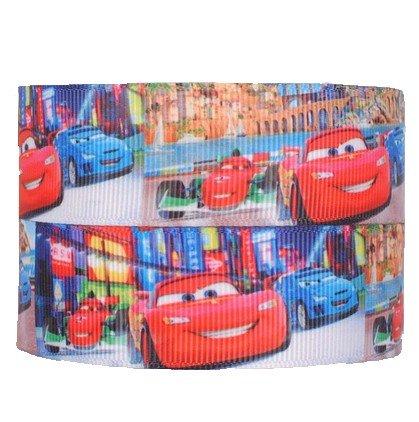 2 m x 22 mm Disney Pixar Cars Tarjetas de cumpleaños de ...