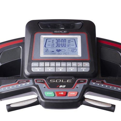 Sole Fitness F80 Treadmill 2017 Model