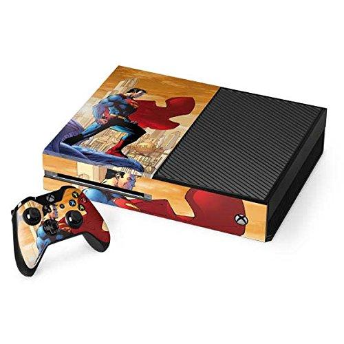 Superman Xbox One Console and Controller Bundle Skin - Superman | DC Comics X Skinit Skin