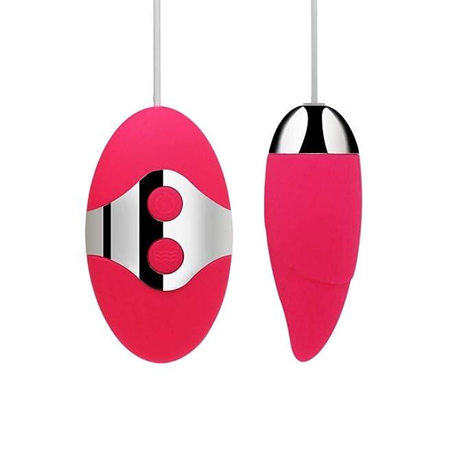 Amazon.com: Meidexian888 - Vibrador de huevo con control ...