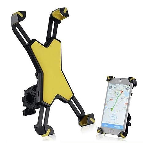 Accesorios de Bicicletas Soporte for teléfono móvil de bicicleta ...