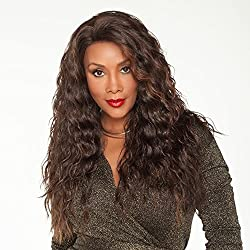Vivica A. Fox OLIVIA-V New Futura Fiber, Deep Lace Front Wig in Color 4