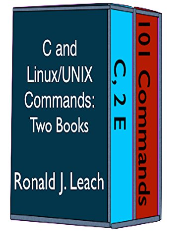 Amazon com: C and Linux/UNIX Commands: Two Books eBook