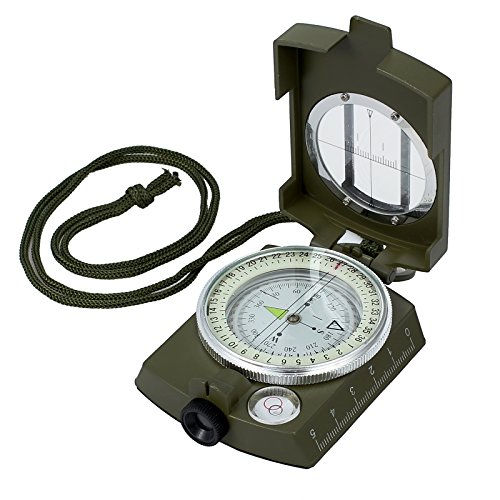 Proster Professional Compass Waterproof Camping