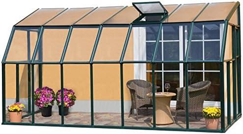 Rion) plástico invernaderos/Jardín de invierno