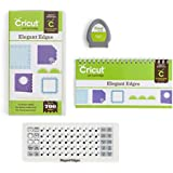 Cricut 2001007 Elegant Edges Cartridge