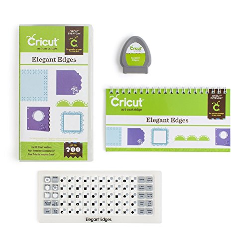 Cricut 2001007 Elegant Edges Cartridge ()