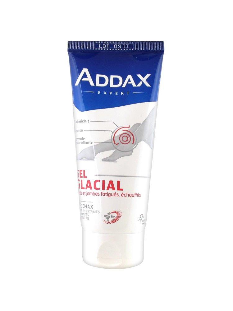 Addax Oedemax Gel Glacial Pieds et Jambes 100 ml