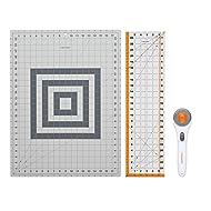 Fiskars 95237097J Rotary Sewing Cutting Set, 3 Piece