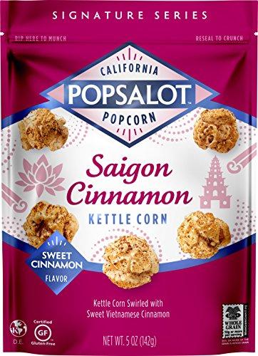 Popsalot Gourmet Popcorn Signature Series Saigon Sunrise Classic Pouch Gourmet Popcorn (5-Ounce -
