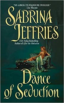 Book Dance of Seduction (Swanlea Spinsters, Book 4)