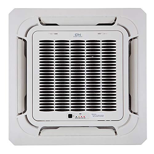 COOPER AND HUNTER Five 5 Zone Ductless Mini Split Air Conditioner Ceiling  Cassette Heat Pump 12k 12k 12k 12k 12k