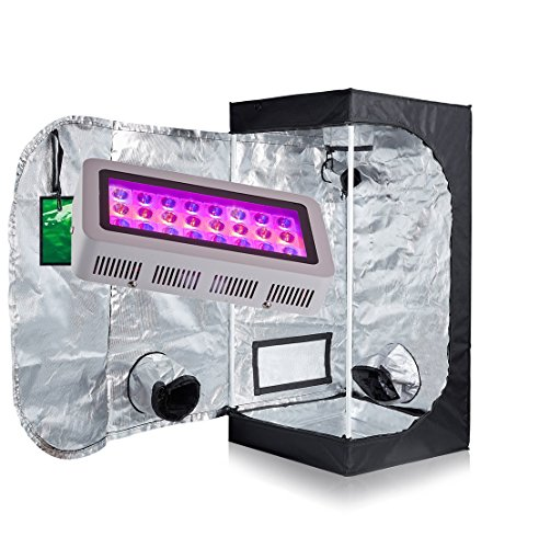 Oppolite 300W LED Grow Light+24