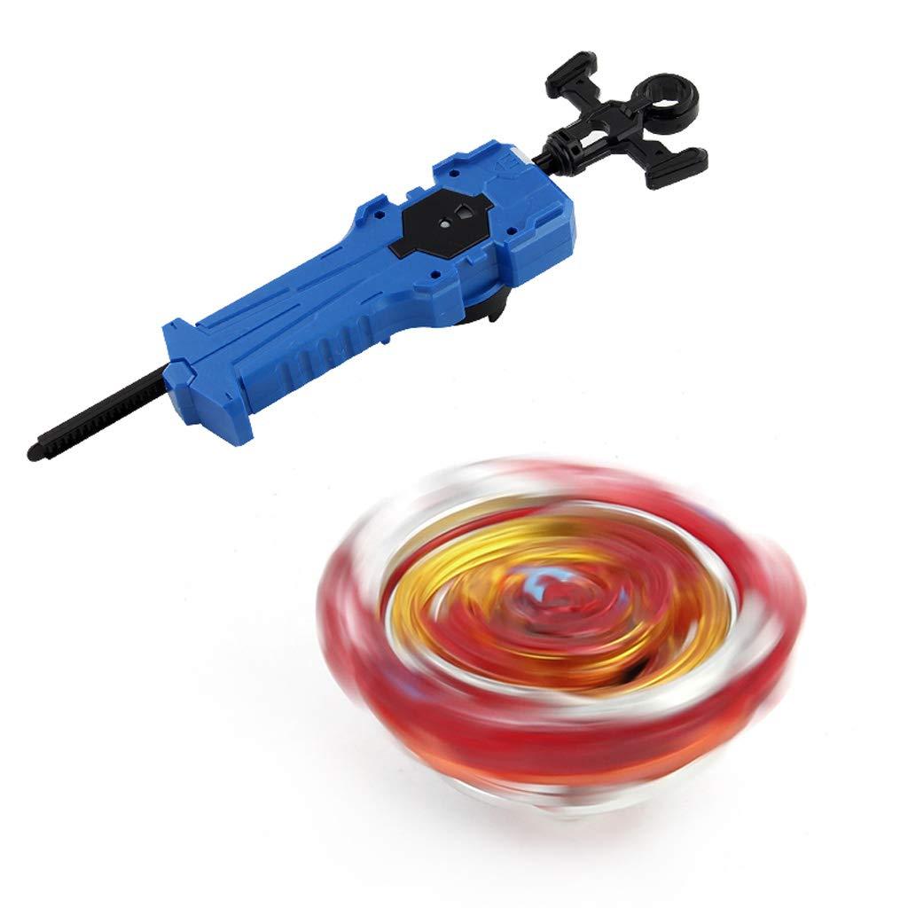 Homyl Revive Phoenix 10.FR B-117 Burst Spinning Top Launcher Toy Battling Top Playset