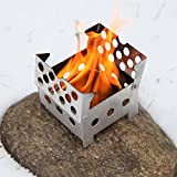 Amazons-Best-Natural-Solid-Fuel-Shefko-RedFuels-40-minute-Burn-time-1hr-Cook-time-Guarantee-Clean-Quick-Flame-All-Weather-or-Circumstance-24-Fuel-discs-for-96-Fire-Supply-Outdoor-Cooking