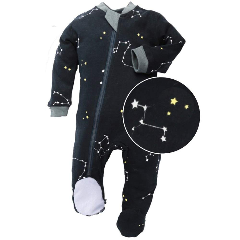 【特別セール品】 ZippyJamz SLEEPWEAR ユニセックスベビー B07FP2V3Z9 - Galaxy Love - Love Navy 12 Months|Galaxy - 18 Months 12 - 18 Months|Galaxy Love - Navy, インクモール:5ead9367 --- arianechie.dominiotemporario.com