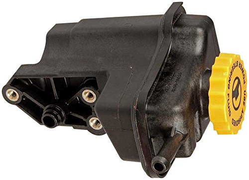 APDTY 714012 Power Steering Fluid Plastic Bottle Reservoir w/Cap Fits 2000-2005 Dodge Neon (Replaces 4556516AA, 5272780AD, 5272780AH) Dodge Neon Power Steering Reservoir