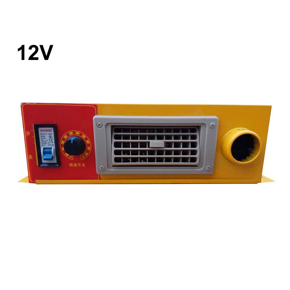 Amazon com: Laideyilan Car Electric Heater 12V / 24V 1000W