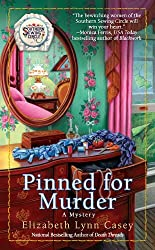 Pinned for Murder (Southern Sewing Circle Mystery Book 3)