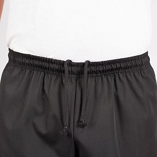 KNG Black Cargo Style Chef Pant, 4XL by KNG (Image #3)