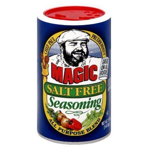 Chef Paul Prudhommes Magic Salt Free Seasoning 5 oz - Pack of 6