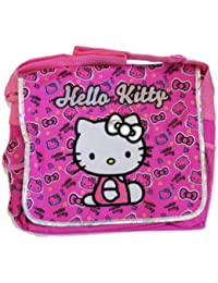 Pink Bows Hello Kitty Messenger Bag - Hello Kitty Laptop Bag