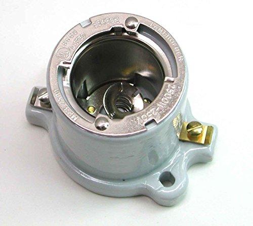 Altman 3842 Socket For Mogul Prefocused Based Bulbs