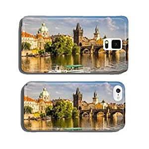 Charles Bridge in Prague cell phone cover case iPhone6
